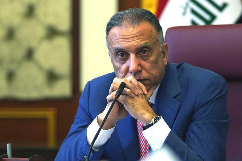 Al-Kazemi: The security establishment is among the institutions covered by the reform %D8%A7%D9%84%D9%83%D8%A7%D8%B8%D9%85%D9%8A4