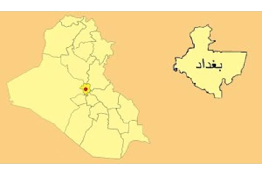 اصابة ثمانية اشخاص بانفجار رمانة يدوية قرب جسر الائمة في بغداد