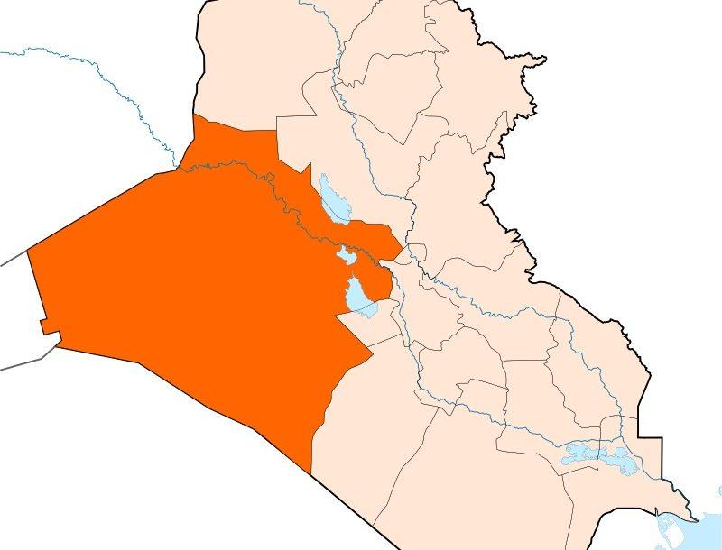 """الحشد الشعبي يعلن نجاح عملية """"الفتح المُبين"""" في الانبار"""