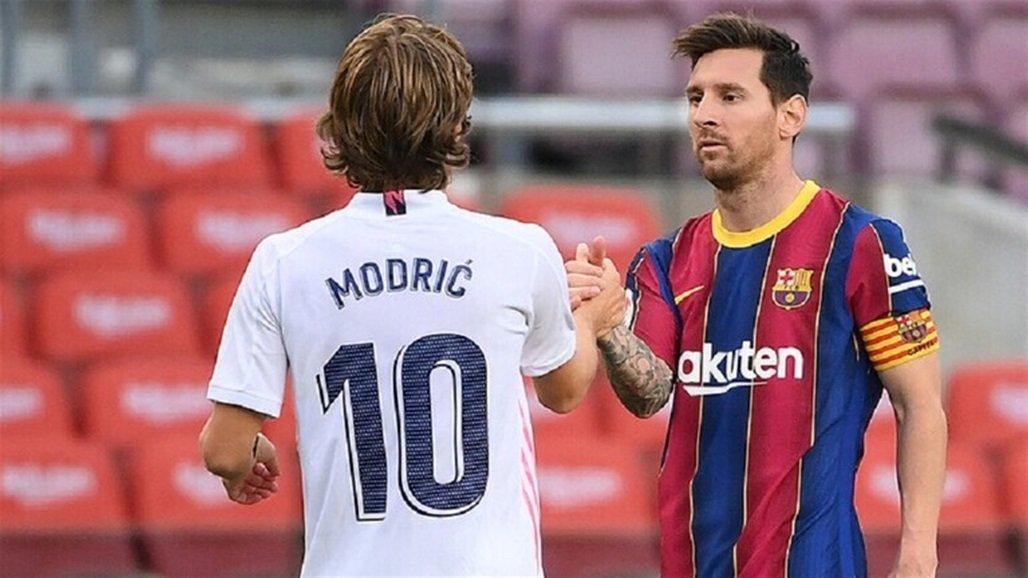 """""""كلاسيكو الأرض"""".. تشكيلة مواجهة ريال مدريد وبرشلونة"""